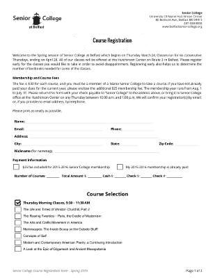 Generic-Registration-Form